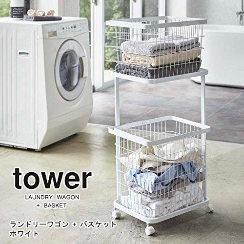 야마자키 실업 (Laundry)란도리 웨건 (Laundry)란도리 웨건+농구 타워 화이트 3351-3351