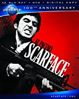 Scarface (1983) [Blu-ray] [Import]