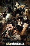 Amazon.co.jpThe Walking Dead ウォーキング デッド ポスター グループ 216