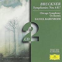Symphony 4 & 7