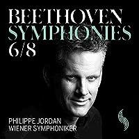 ベートーヴェン:交響曲 第6番/第8番