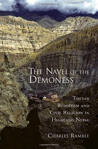 Download The Navel of the Demoness: Tibetan Buddhism and Civil Religion in Highland Nepal 0195154142