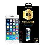 PATCHWORKS ITG PRO Plus - Impossible Tempered Glass for iPhone 6 4.7inch - 表面硬度9Hの日本産強化ガラス製フィルム ラウンドカット仕様 - P-4302J - 日本語パッケージ版