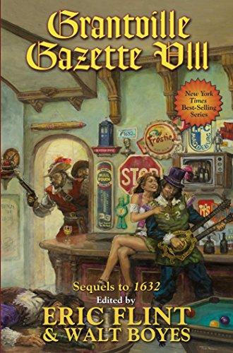 Grantville Gazette VIII (The R...
