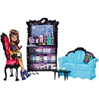 Monster High Clawdeen Wolf and Coffin Bean Caf?