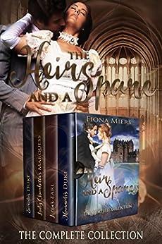 The Heir and a Spare box set: Four Regency Romance Novels by [Miers, Fiona]