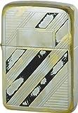 ZIPPO(ジッポー) 1941レプリカベース オールドフィニッシュ 両面エッチング サテーナ仕上げ 1941-K5OLD