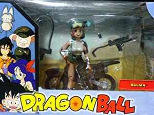 DORAGON BALL COLLECTIBLE FIGURE  BULMA ブルマ