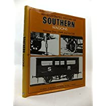 LSWR & S&DJR: L.S.W.R. and D.J.R v.1 (Illustrated History of Southern Wagons)