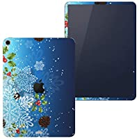 igsticker iPad Pro 11 inch インチ 対応 apple iPad Pro11 シール アップル アイパッド A1934 A1979 A1980 A2013 iPadPro11 全面スキンシール フル 背面 側面 正面 液晶 タブレットケース ステッカー タブレット 保護シール 人気 雪 結晶 クリスマス 004621
