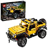 レゴ(LEGO) テクニック ジープ(R) ラングラー 42122
