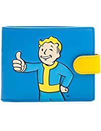 Fallout 4 財布 Vault Boy Approves 新しい 公式 Xbox PS1 Gamer ブルー Bifold