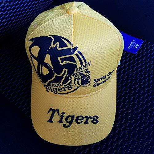阪神タイガース 沖縄 宜野座 キャンプ キャップ 帽子 フリーサイズ