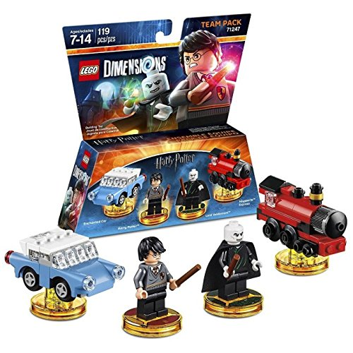 LEGO Dimensions レゴ ディメンションズ2016 ハリーポッター チームパック 71247 [並行輸入品]