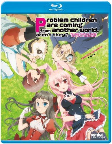 問題児たちが異世界から来るそうですよ?:コンプリート・コレクション 北米版 / Problem Children: Complete Collection [Blu-ray]