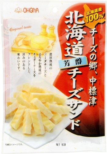 扇屋食品 北海道芳醇チーズサンド 70g×10袋入り