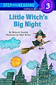 Little Witch's Big Night (Step into Read