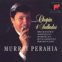 Chopin: Ballades Nos 1 - 4 by MURRAY PERAHIA