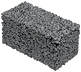 """Norton C6-R Crystolon Plain Floor Rubbing Brick with Wooden Wedges, Silicon Carbide, 4"""" Length x 2"""" Width x 2"""" Height [並行輸入品] (¥ 14,298)"""