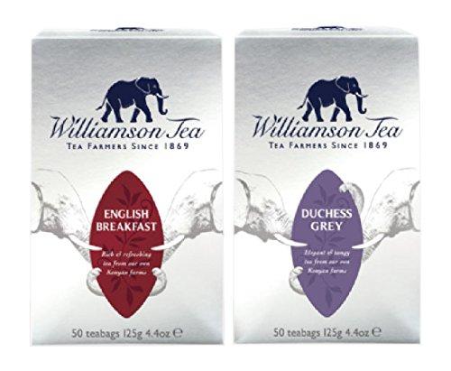 ギフト ウィリアムソン紅茶(williamsontea)セット