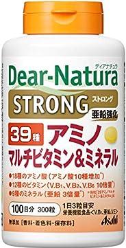 ディアナチュラ ストロング39アミノ マルチビタミン&ミネラル 300粒 (10