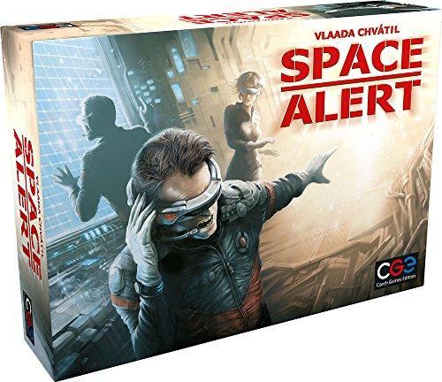 スペースアラートボードゲーム( 5Player )