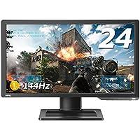 BenQ ゲーミングモニター ディスプレイ ZOWIE XL2411 24インチ/フルHD/HDMI…