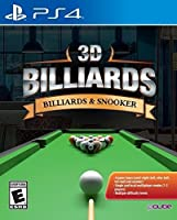 3D Billiards: Billiards & Snooker (輸入版:北米) - PS4
