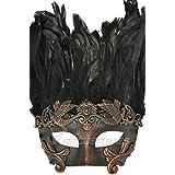 Pure Seasons Guardian of Legends Mask ( Black / Copper ) -