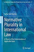 Normative Plurality in International Law: A Theory of the Determination of Applicable Rules (Ius Gentium: Comparative Perspectives on Law and Justice) by Carlos Iv?n Fuentes(2016-09-03)