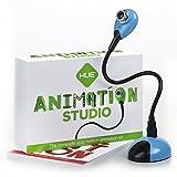 Hue Animation Studio ストップモーション・アニメーション・セット コマ撮りソフト・カメラ付き(Windows/Mac OS X対応)(ブルー)