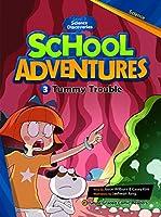 e-future School Adventures レベル3-3 Tummy Trouble CD付 英語教材