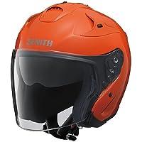 ヤマハ(YAMAHA) バイクヘルメット YJ-17 ZENITH ダークオレンジ S(55-56cm) 90791-2305W
