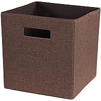 り畳み式収納バスケットオーガナイザーボックス衣類/おもちゃ/本、コーヒー用