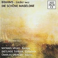 Brahms;Lieder Volume 2