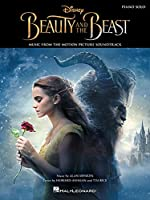 Beauty and the Beast: Music from the Disney Motion Picture Soundtrack (Piano Solo Songbook)