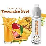 【国産リキッド】電子タバコ (VAPE) リキッド HASLIQ Toconatsu Feel (トロピカル フルーツ フレーバー) 60ml