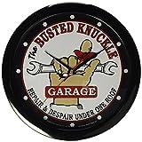 Busted Knuckle Garage BKG-67 Wall Clock [並行輸入品]