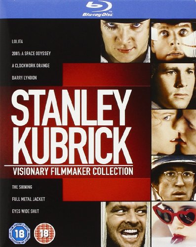 Stanley Kubrick - Visionary Filmmaker Collection [Blu-ray] [Import anglais]