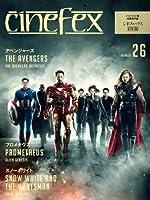 Cinefex No.26 日本版 ーアベンジャーズー (Cinefex 日本語版)