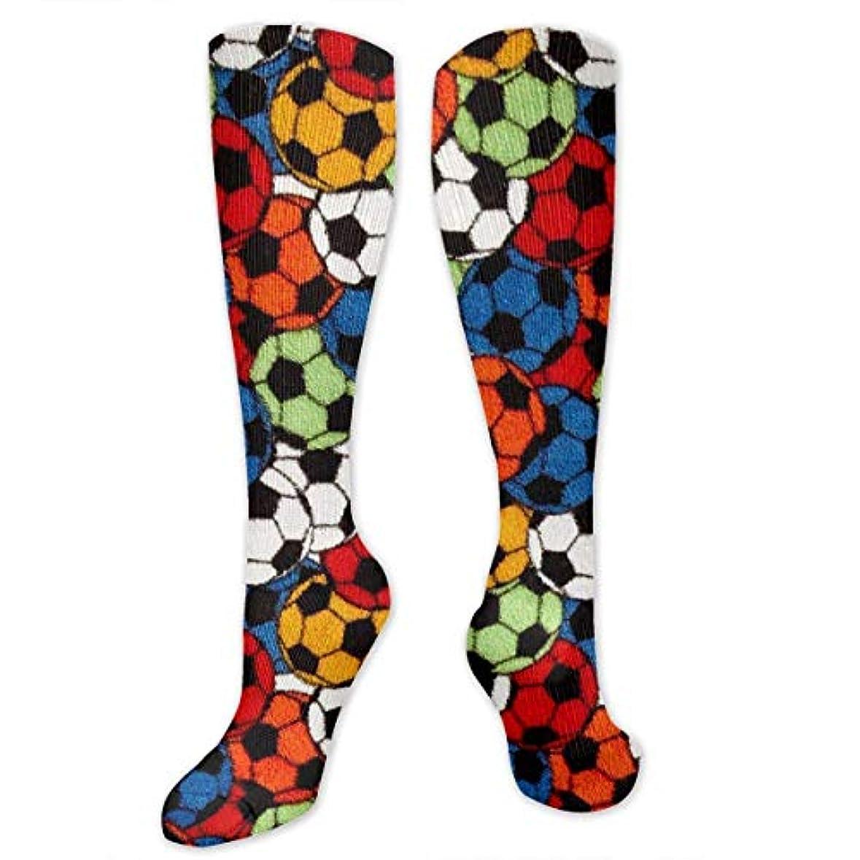 ラビリンス質素な船形靴下,ストッキング,野生のジョーカー,実際,秋の本質,冬必須,サマーウェア&RBXAA Whisper Soccer Socks Women's Winter Cotton Long Tube Socks Knee High...
