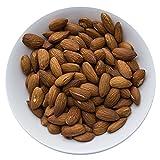 素焼きアーモンド カリフォルニア産 10kg 【1kg×10袋】 無塩 アーモンド Roast Almond 製菓材料 業務用