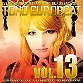 TOHO EUROBEAT VOL.13 LEGACY OF LUNATIC KINGDOM【同人CD】