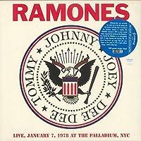 Live January 7 1978 At The Palladium, NYC -Ltd. Edition 180 Gram Vinyl - UK Import