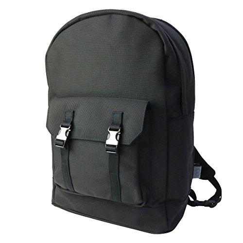 [シーシックス]C6 バックパック DURABLE NYLON NEW POCKET BACKPACK ブラック/C1593