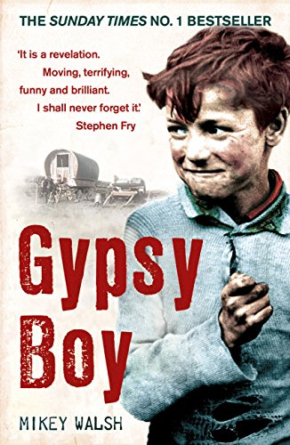 Gypsy Boy: The bestselling memoir of a Romany childhood (English Edition)