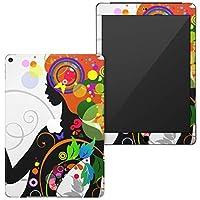 igsticker iPad 6(2018) 9.7インチ 専用スキンシール フルカバータイプ apple iPad 6 シール 第6世代 アップル アイパッド A1893 A1954 全面スキンシール フル 背面 側面 正面 液晶 ステッカー タブレット 保護シール 002616