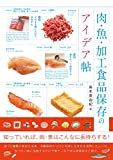 肉・魚・加工食品保存のアイデア帖