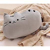 フワフワ 柔らか かわいい ネコ クッション 抱き枕 オフィス用にも ふわふわ モコモコ やわらか 猫 ちゃん クッション ぬいぐるみ や 抱き枕 にも ピッタリ