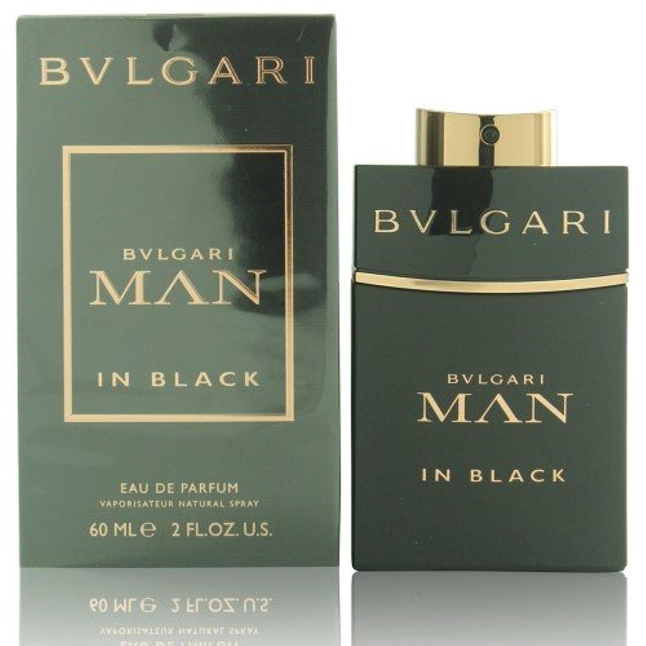 失敗なので面白いブルガリ(BVLGARI) マン イン ブラック オードパルファム スプレー 100ml[並行輸入品]